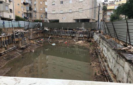 סכנה : חשש לקריסת בניין בעצמאות 32