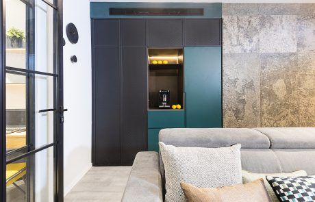 עיצוב קירות במרחב הביתי