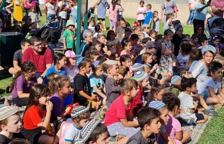 תיאטרון אורנה פורת לילדים חוגג יובל בבת ים